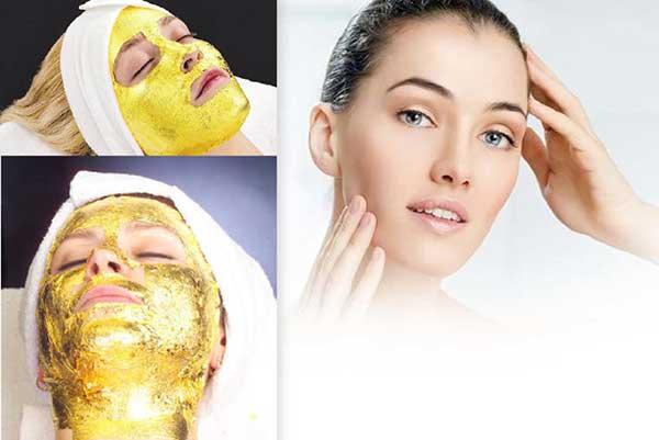 trị nám da với tinh chất vàng Nano